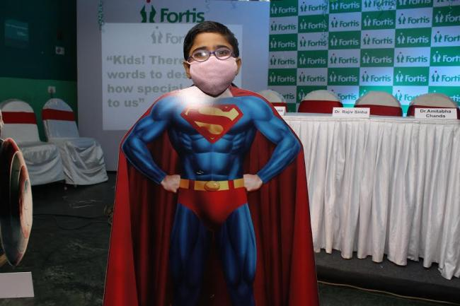 Fortis Hospital celebrates Children's Day in Kolkata
