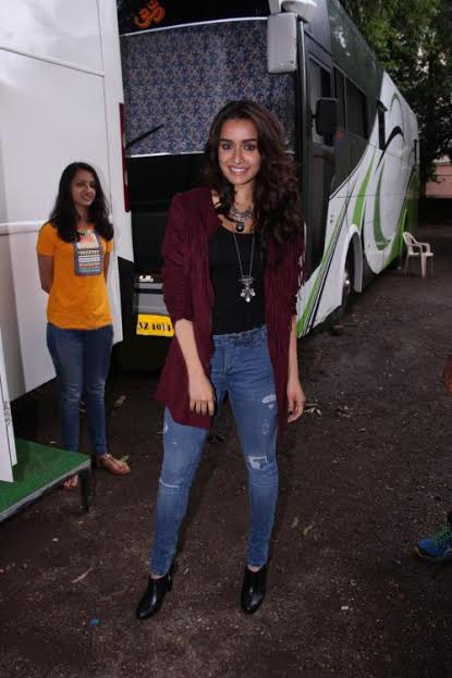 Shraddha Kapoor's photos from Rock On 2 diaries revealed