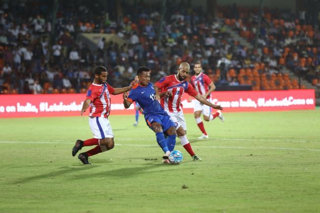 India beat Puerto Rico