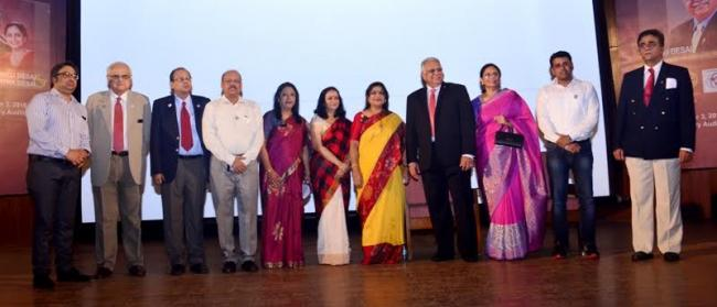Rotary International Director Manoj Desai participates in WHAT NEXT session