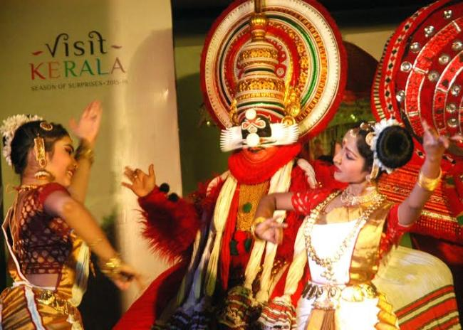 Kerala invitees tourists to experience 'God's Own Country'