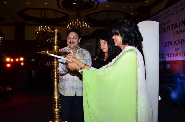 Kolkata: Ladies organisation of FICCI organises interactive session with Ekta Kapoor