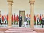 PM Modi and Belarus President meeting in New Delhi