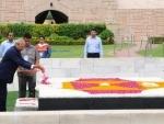 Ram Nath Kovind takes oath as President of India