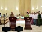 PM Modi in Myanmar