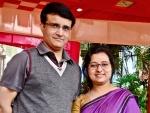 Sourav Ganguly unveils
