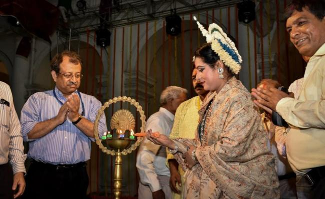 Celebrating the rhythms of Holi at the Indian Museum