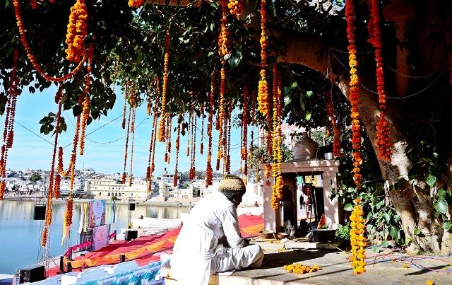 Pushkar: A magnet for tourists on a soul journey