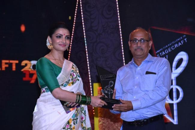 Prosenjit Chatterjee, Usha Uthup and others liven up StageCraft Award 2017 function