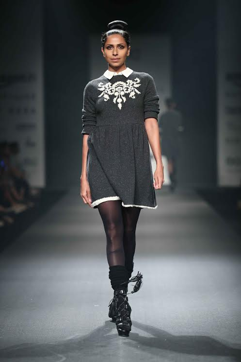 Amazon India Fashion Week: Designer Vineet Bahl showcases collection