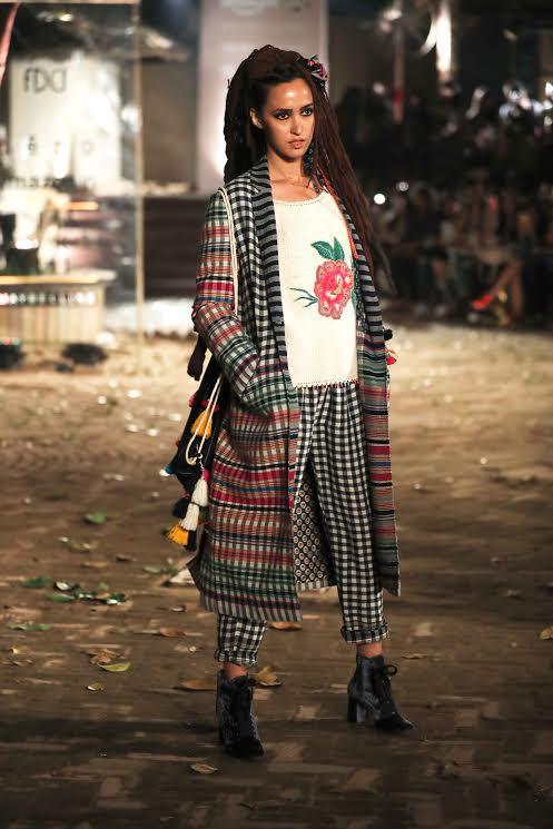 Amazon India Fashion Week: Designer Pero showcases collection