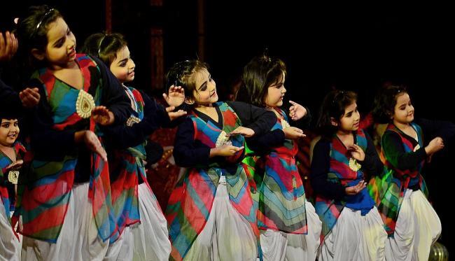 Sukalyann D Entourage mesmerizes audiences with their performance in Kolkata