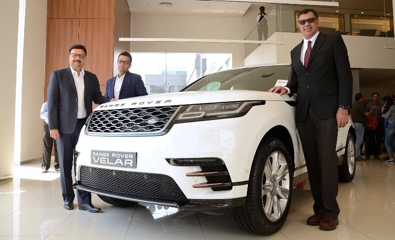 Jaguar Land Rover India Inaugurates New Showroom In Kolkata Indiablooms First Portal On Digital News Management
