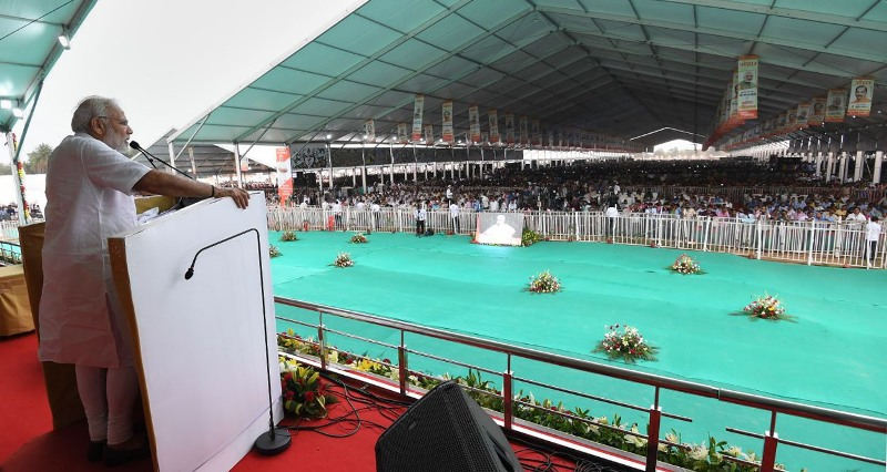 Modi in Jharkhand