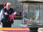 President of the Germany Frank Walter Steinmeier Visits India