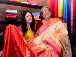 Nabaneeta Dev Sen, Agrimitra Paul launch refurbished boutique Bunkaari India