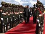 Ram Nath Kovind vists Zambia