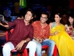 Title track of Uma launched in Kolkata