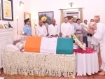 Leaders pay tribute to Vajpayee