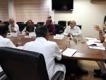 PM Modi visits flood-ravaged Kerala