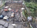 Several feared dead as major bridge collapses in Kolkata, rescue ops underway