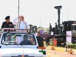 Jodhpur: Narendra Modi attends