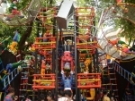 Hindustan Park: An attraction for pandal hoppers