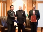 PM Narendra Modi in Japan