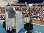 PM Modi addresses first Assembly of International Solar Alliance in New Delhi