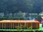 PM Modi pays homage to Lal Bahadur Shastri on latter's birthday at Parliament House