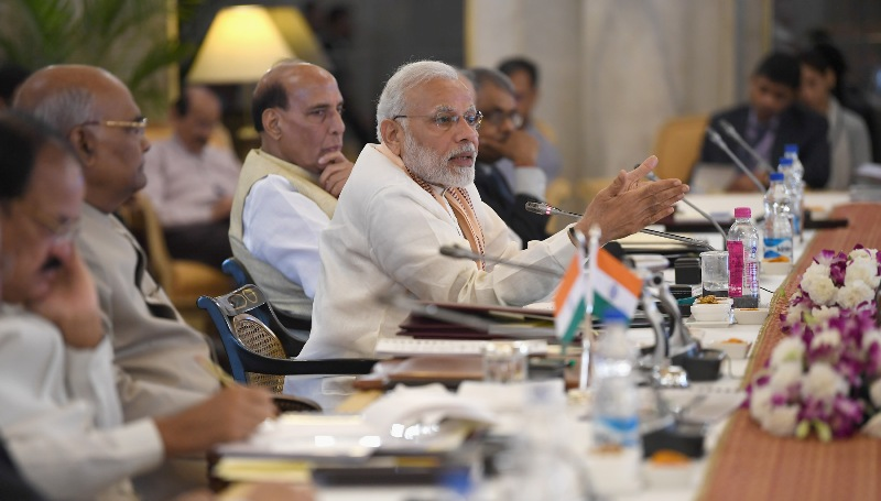 PM Modi addresses at 49th Governors' Conference
