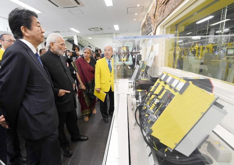 PM Modi visits Japan
