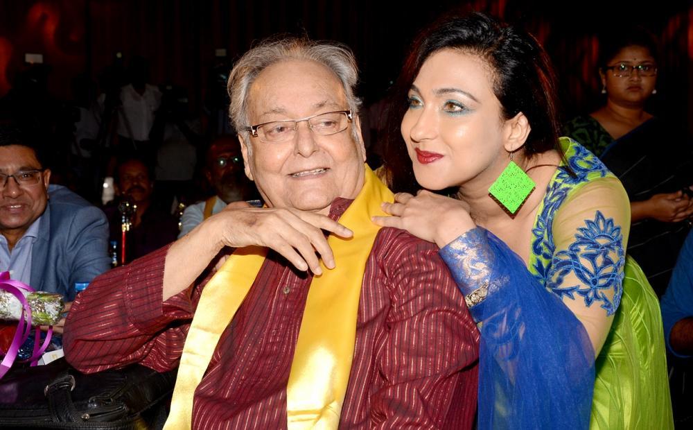 Tollywood actors attend Bengal International Short Film Festival felicitation ceremony