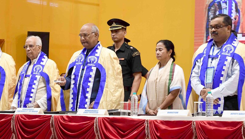 President Kovind addresses 64th Annual Convocation of IIT Kharagpur