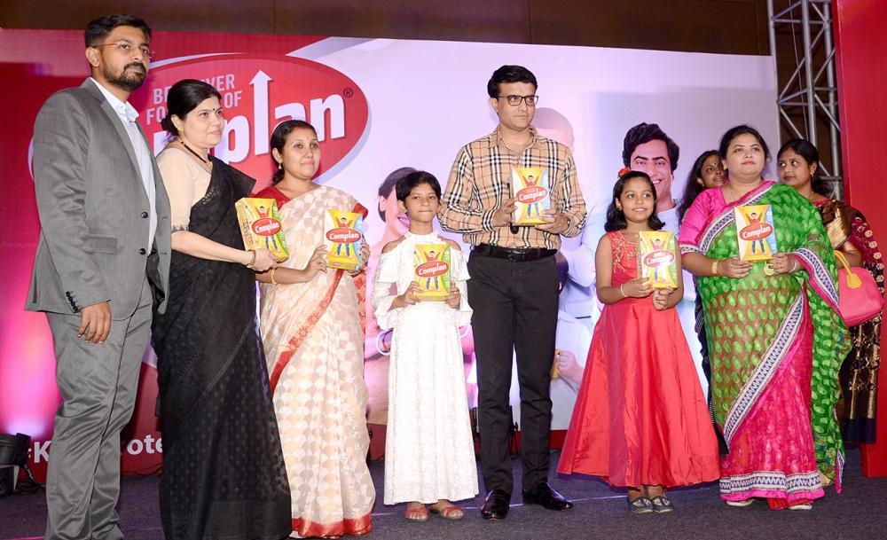 Sourav Ganguly named Kraft Heinz Complan's West Bengal brand ambassador