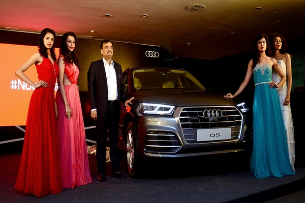 All New Audi Q5 launched in Kolkata