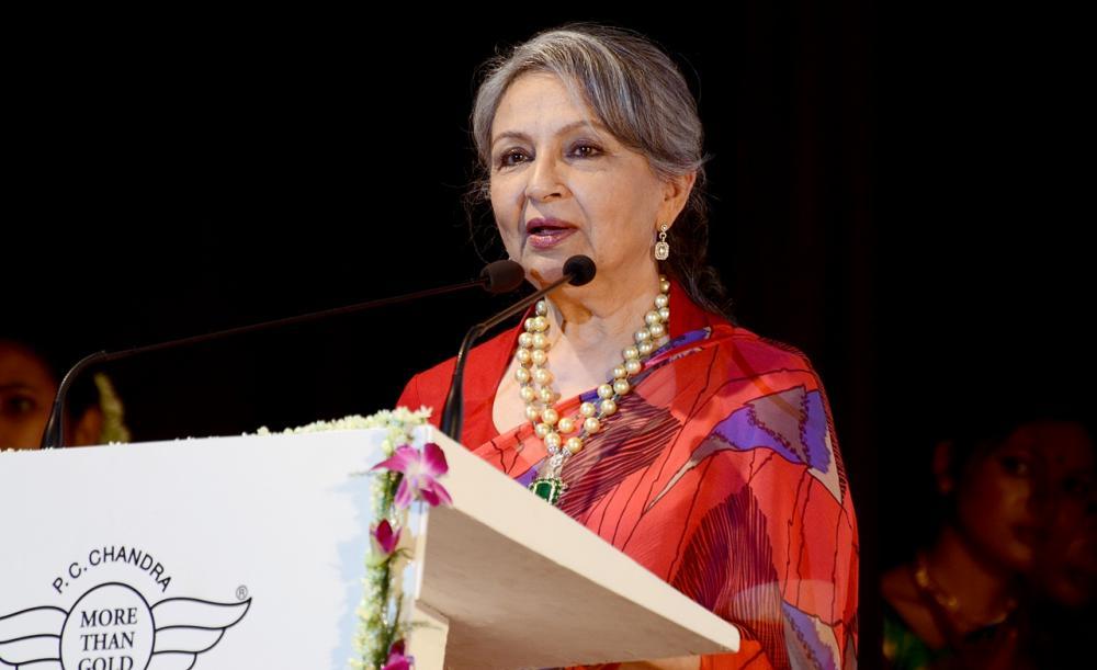 P.C. Chandra Group felicitates Asha Bhonsle in Kolkata