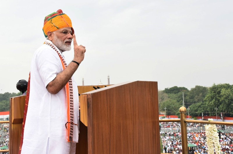Independence Day: PM addresses nation from Red Fort