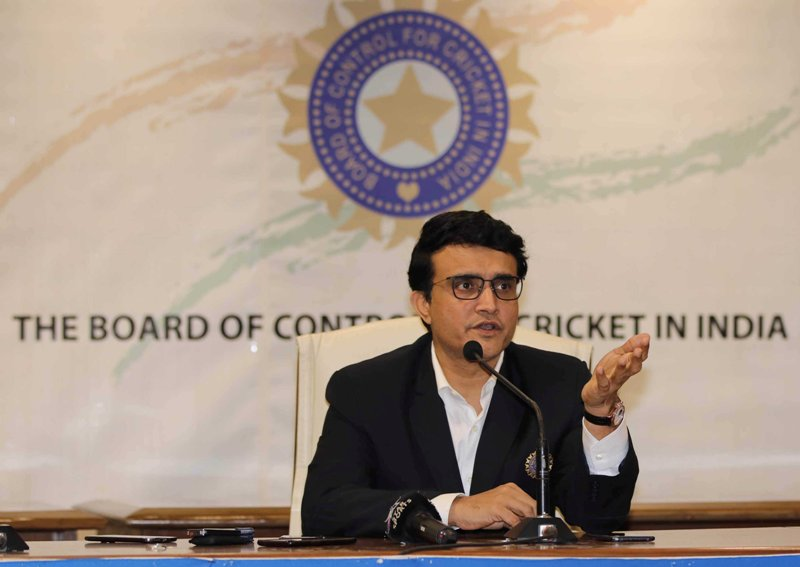 Sourav Ganguly takes charge as 39th president of BCCI
