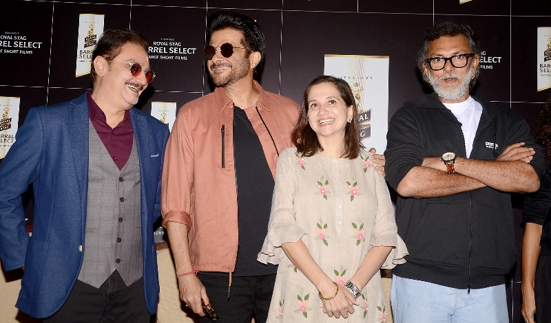 Royal Stag Barrel Select Large Short Films hosts panel discussion on short films, Indian cinema