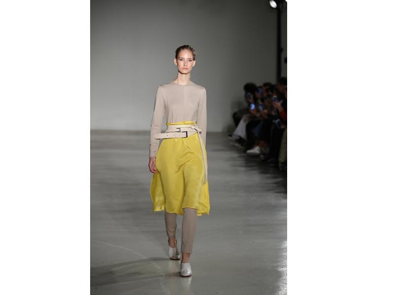 Models walk the ramp on third day of Paris Fashion Week