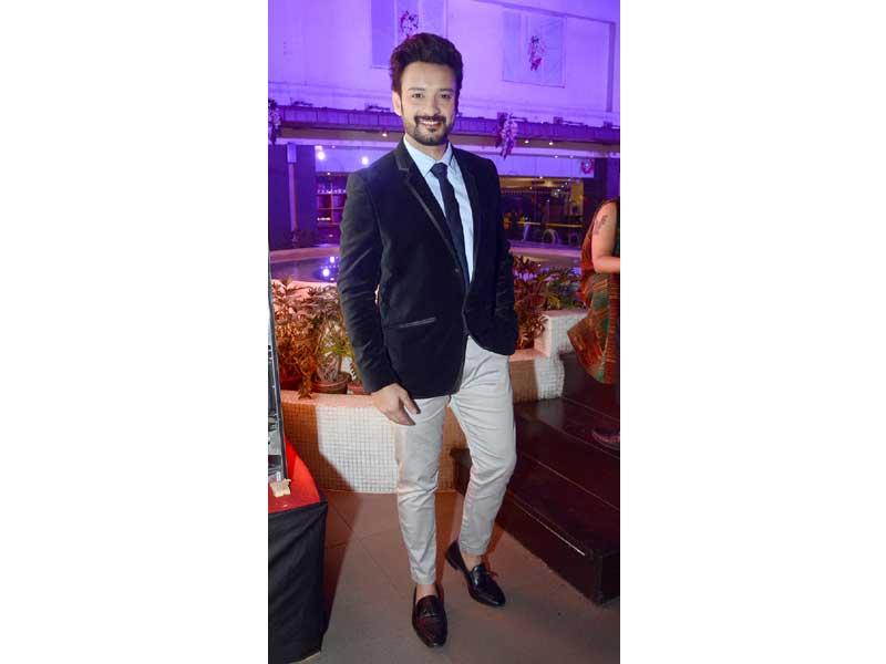Glimpse of Pranay Baidya fashion show