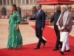 Argentine President Mauricio Macri visits India