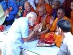 PM Modi pays tribute to BR Ambedkar