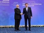 PM Modi meets Kyrgyz President