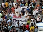 Artists, eminent personalities join doctors' protest over NRS issue in Kolkata