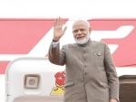 G 20:PM Modi in Japan