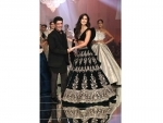 Katrina Kaif graces Lakme Fashion Week in Manish Malhotra's costume