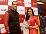 Ritabhari Chakraborty launches BIBA's puja collection 2019
