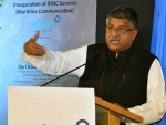 Ravi Shankar Prasad addresses Maritime Communication Services